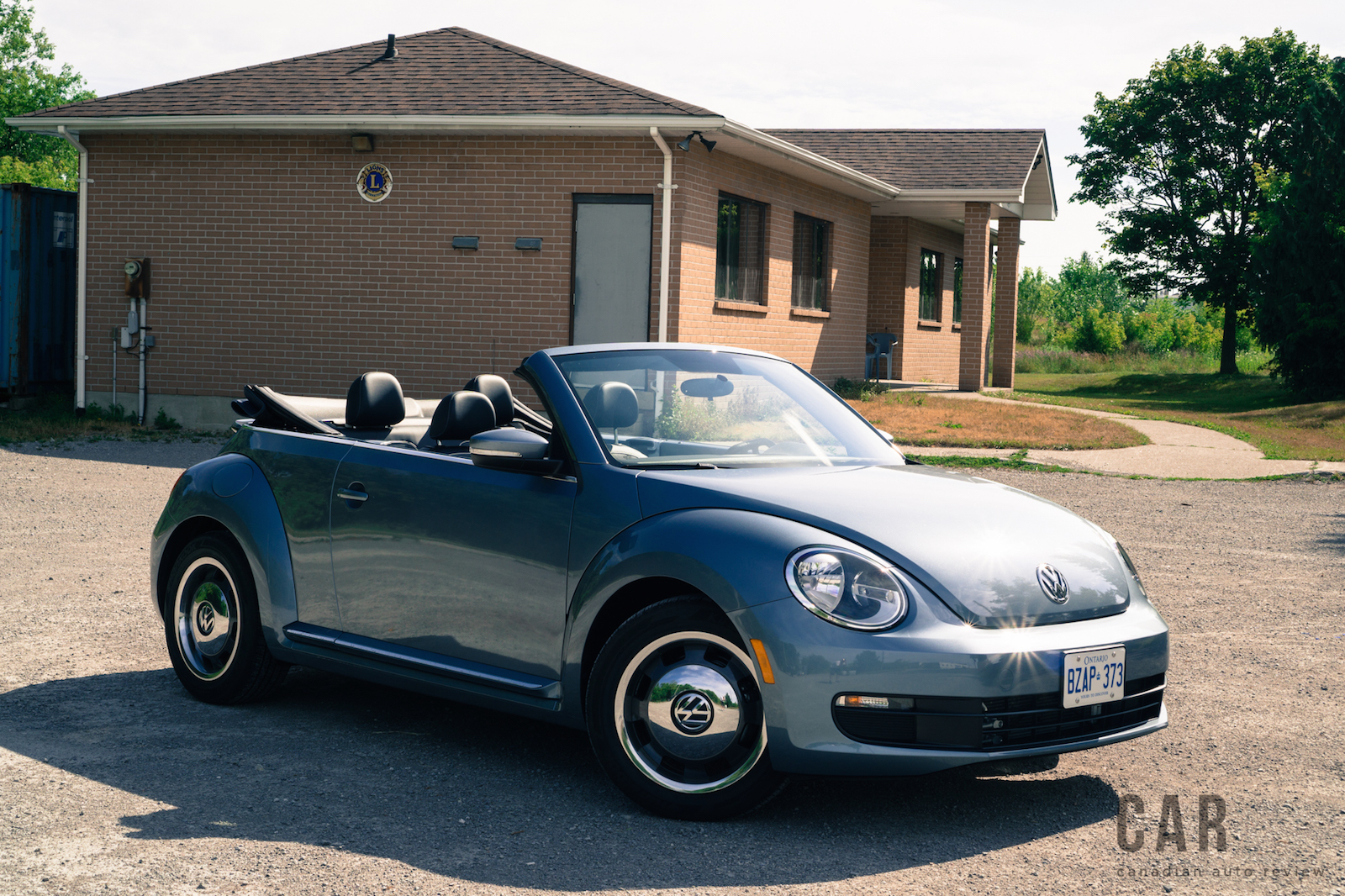 Review: 2016 Volkswagen Beetle Denim Convertible | Canadian Auto Review