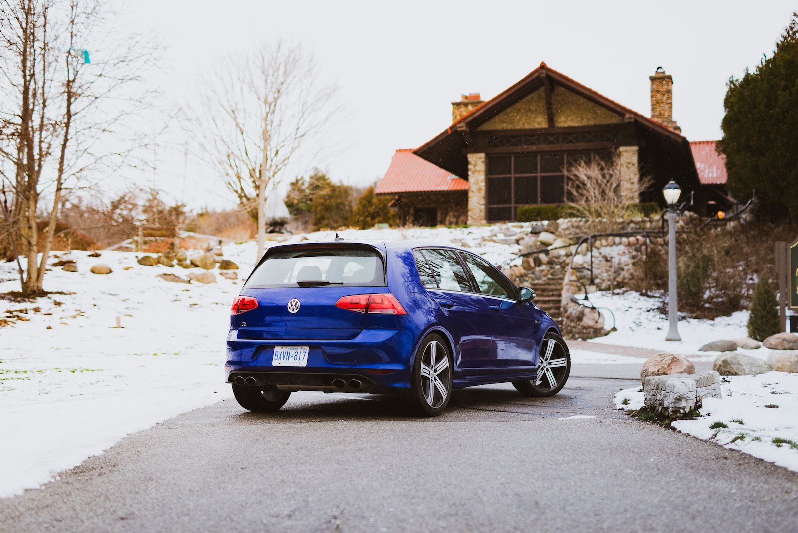 Review: 2016 Volkswagen Golf R | Canadian Auto Review