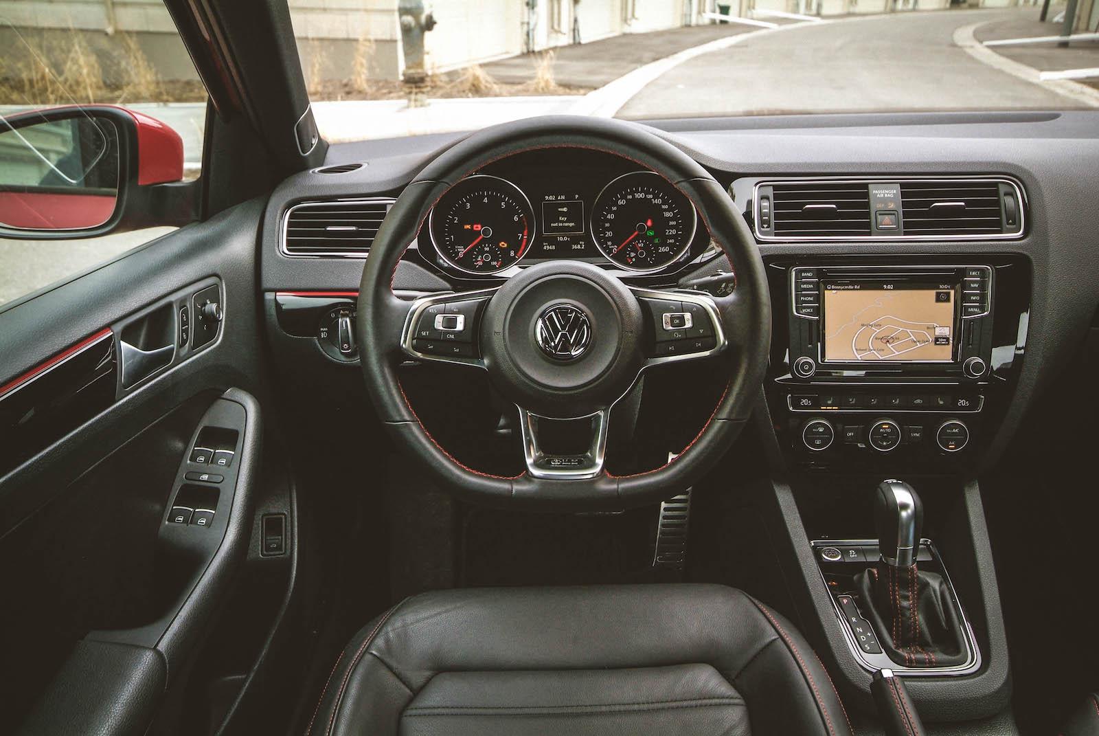 volkswagen jetta gli canadian auto review
