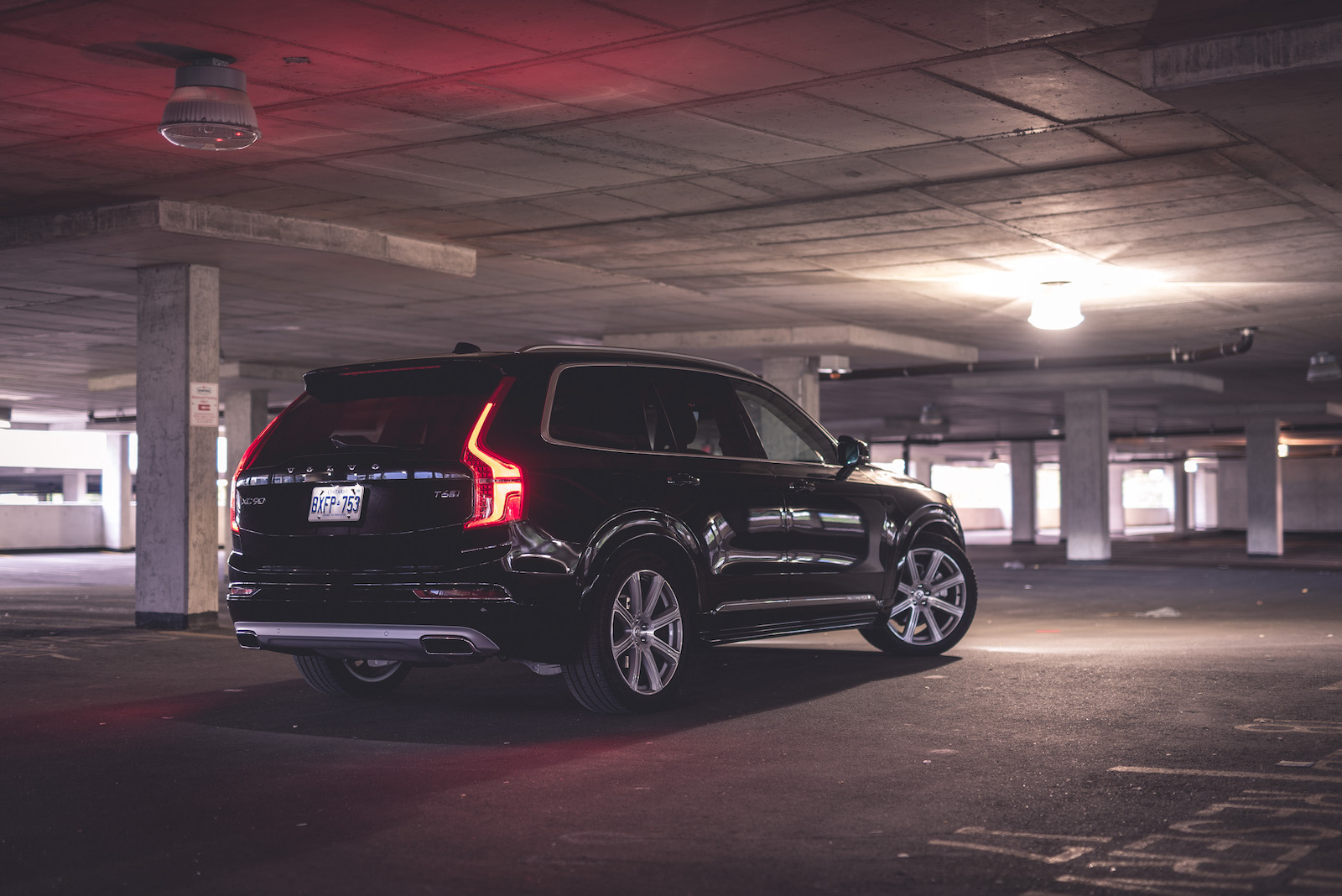 Review 2016 Volvo Xc90 Inscription Canadian Auto Review
