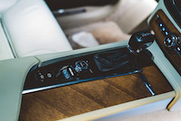volvo xc90 wood center console