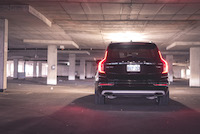 volvo xc90 rear taillights 2016