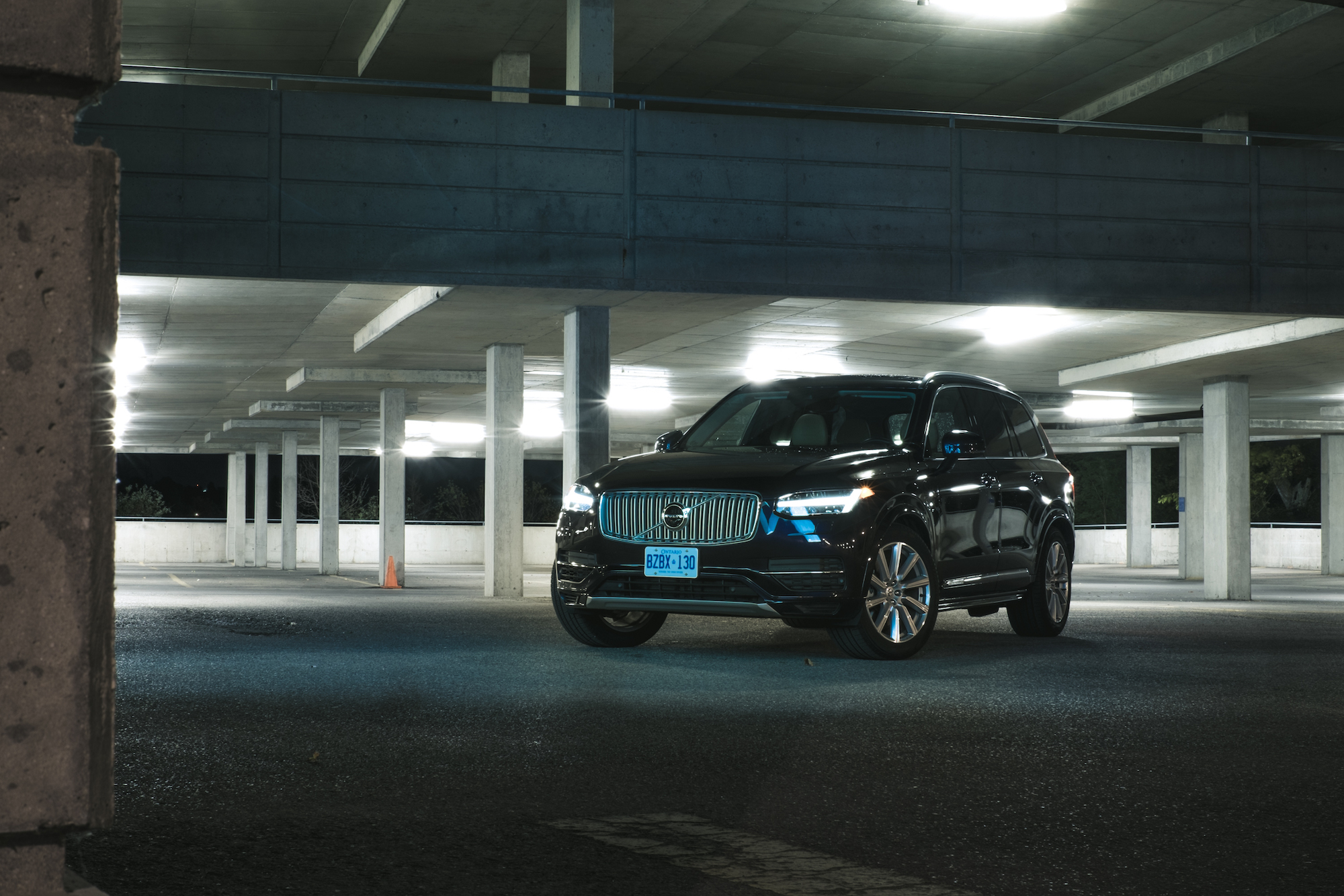 Review: 2016 Volvo XC90 T8 Inscription   Canadian Auto Review