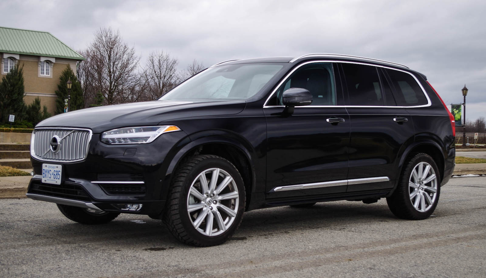 Tech Review: 2016 Volvo XC90 | Canadian Auto Review