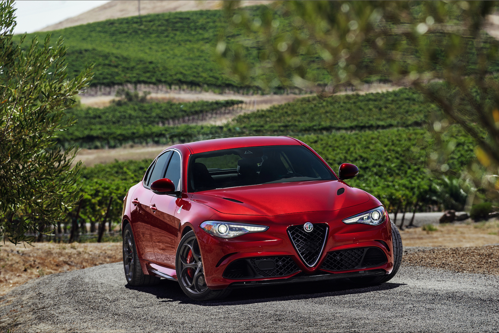 reveal 2017 alfa romeo giulia quadrifoglio canadian auto review. Black Bedroom Furniture Sets. Home Design Ideas