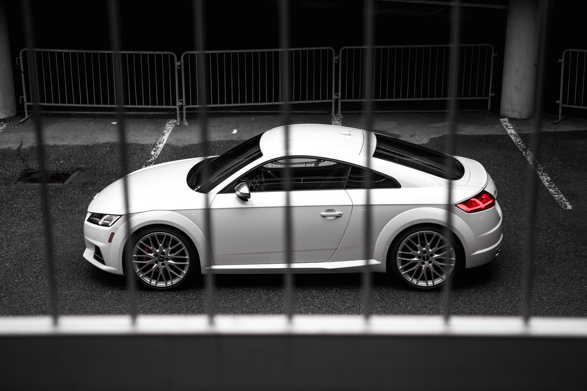 ... 2017 Audi TTS Canada