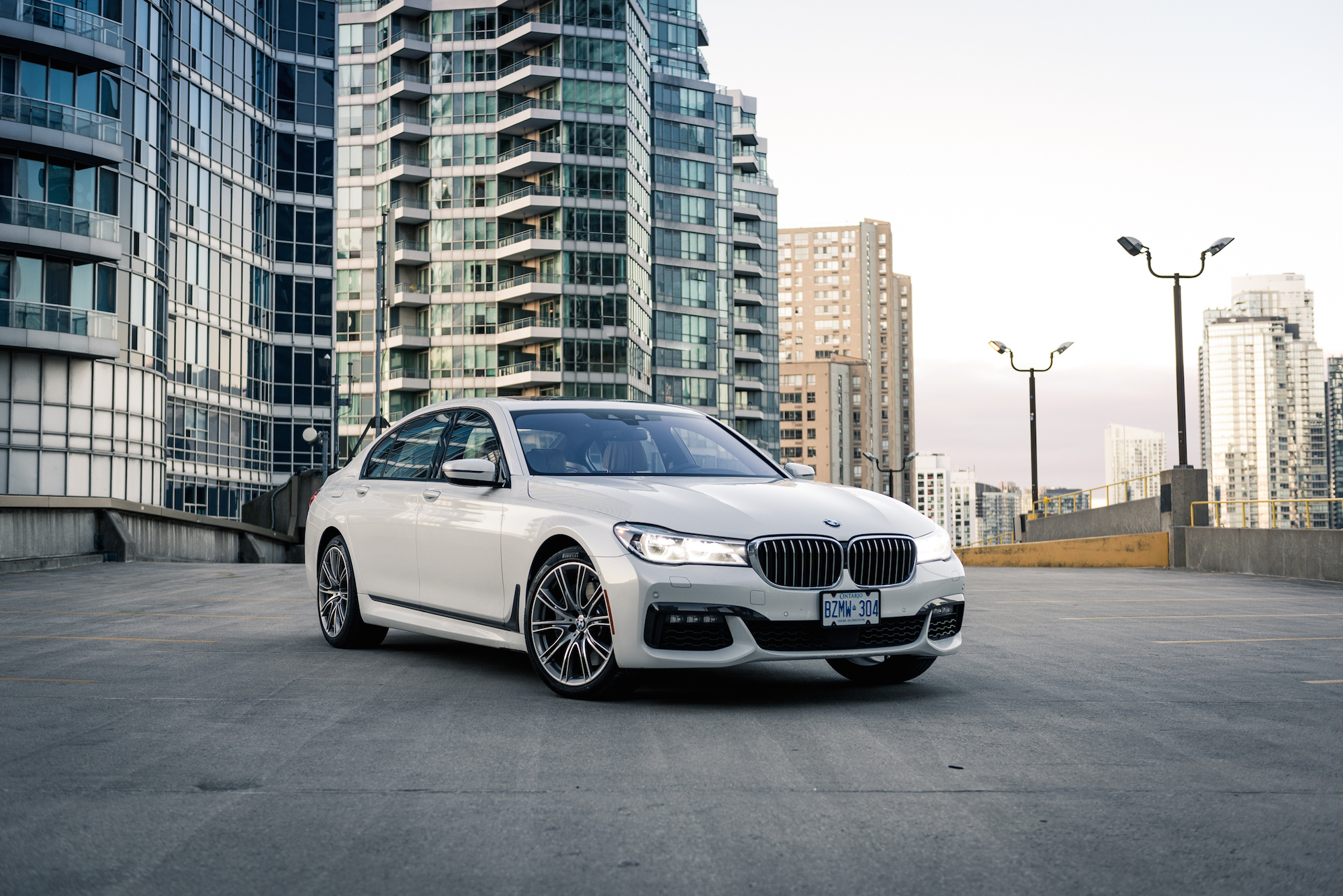 2017 BMW 7 Series 750Li Canada Review New