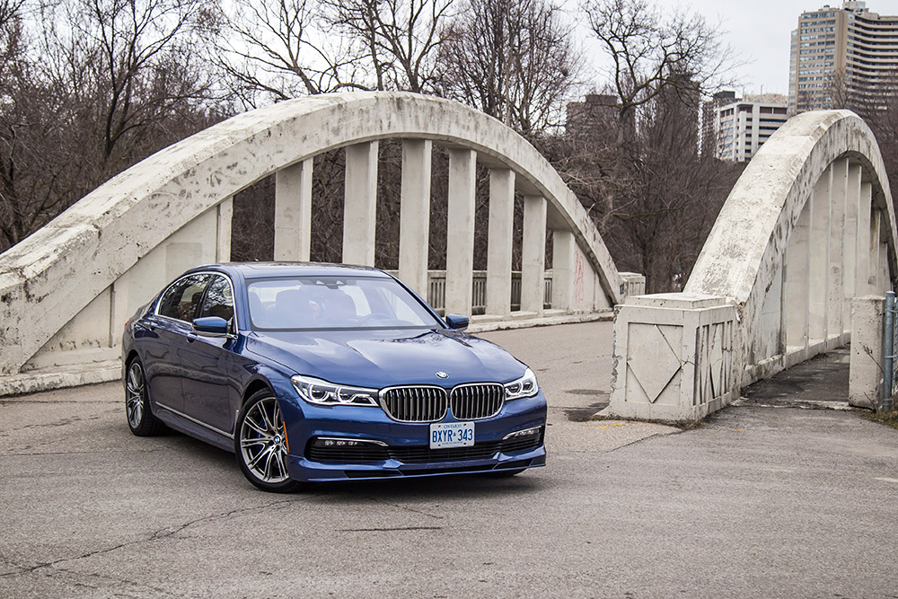 review 2017 bmw alpina b7 xdrive canadian auto review. Black Bedroom Furniture Sets. Home Design Ideas
