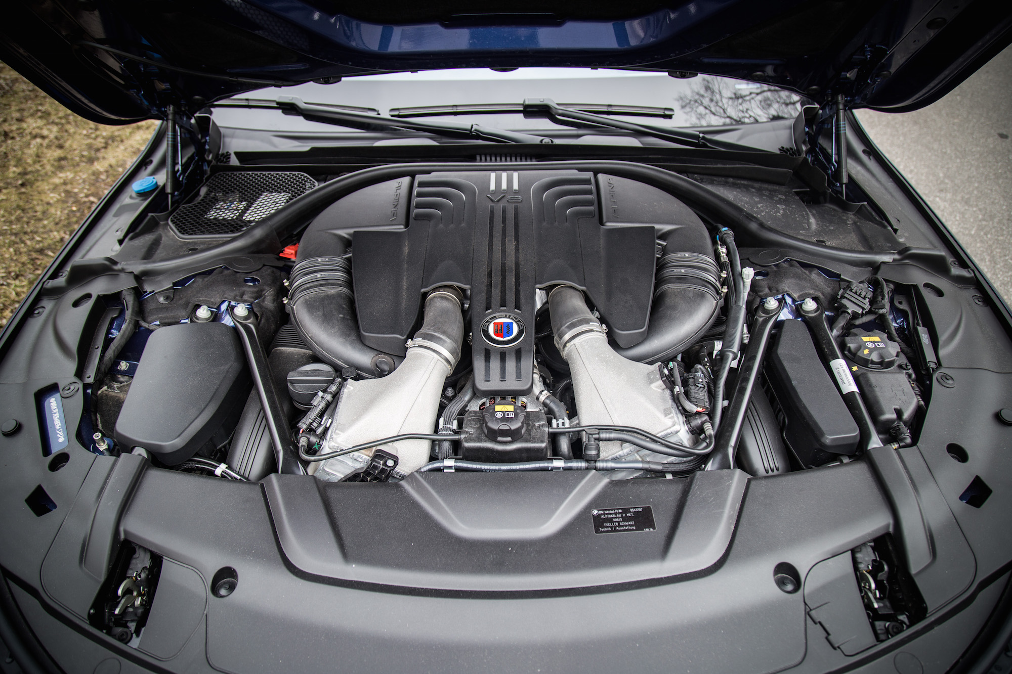 Exhaust Notes 2017 Bmw Alpina B7 Xdrive Canadian Auto