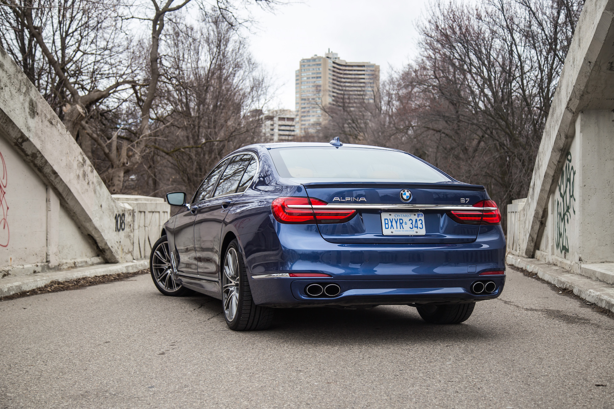 Review: 2017 BMW Alpina B7 xDrive | Canadian Auto Review