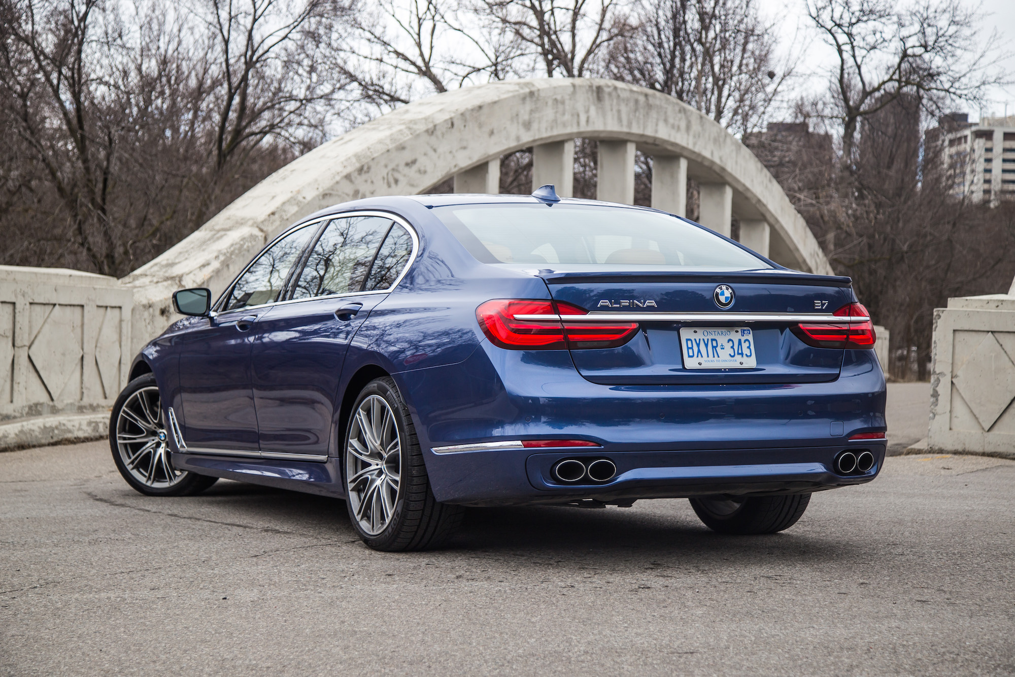 Exhaust Notes: 2017 BMW Alpina B7 xDrive | Canadian Auto ...