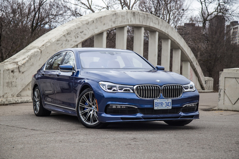 Review: 2017 BMW Alpina B7 xDrive   Canadian Auto Review