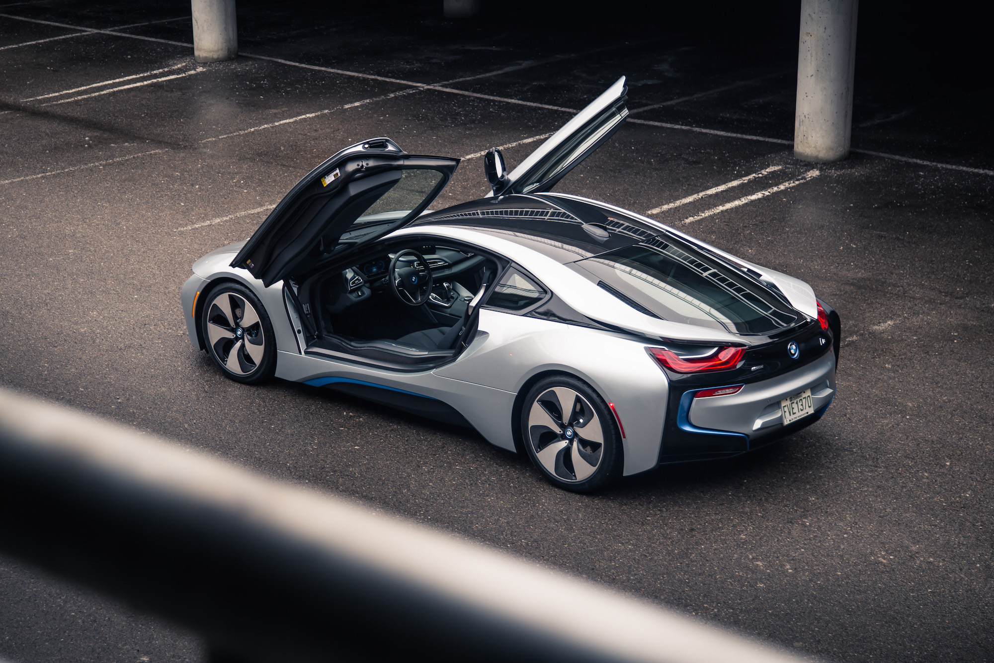 Review 2017 Bmw I8 Canadian Auto Review