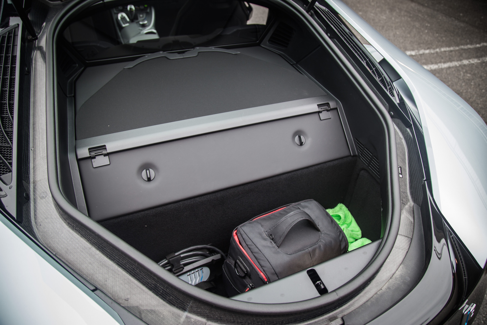 Bmw I8 Trunk New Cars Gallery