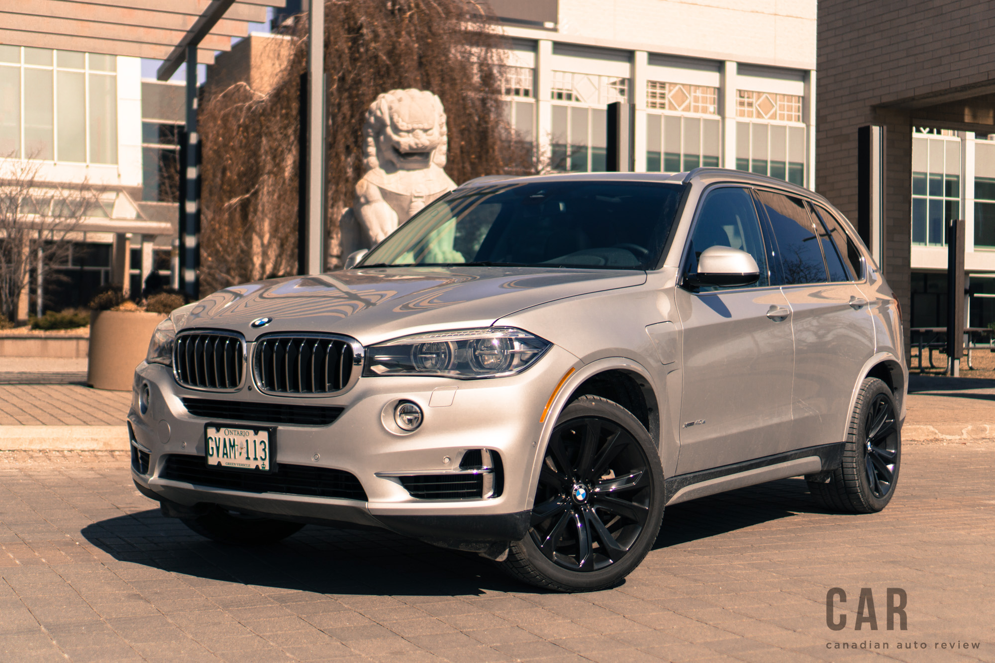 Review 2017 Bmw X5 Xdrive40e Canadian Auto Review
