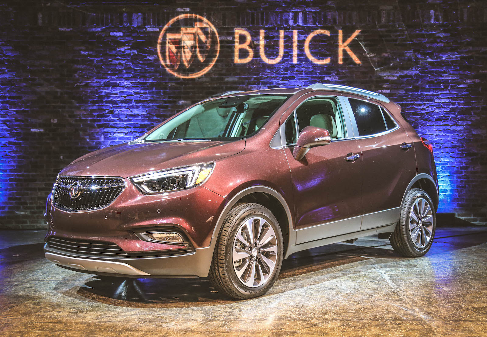 first look 2017 buick encore canadian auto review. Black Bedroom Furniture Sets. Home Design Ideas
