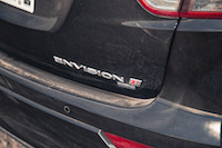 Buick Envision T badge