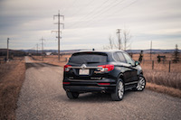 Buick Envision calgary alberta first drive