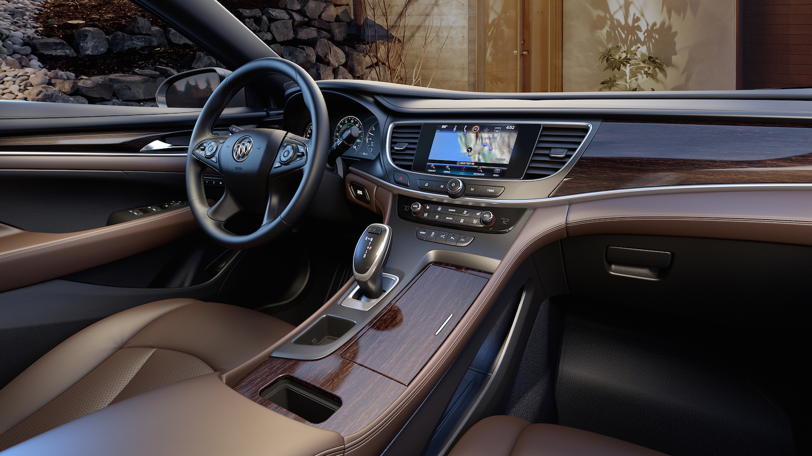 challenges buick lacrosse awd taurus