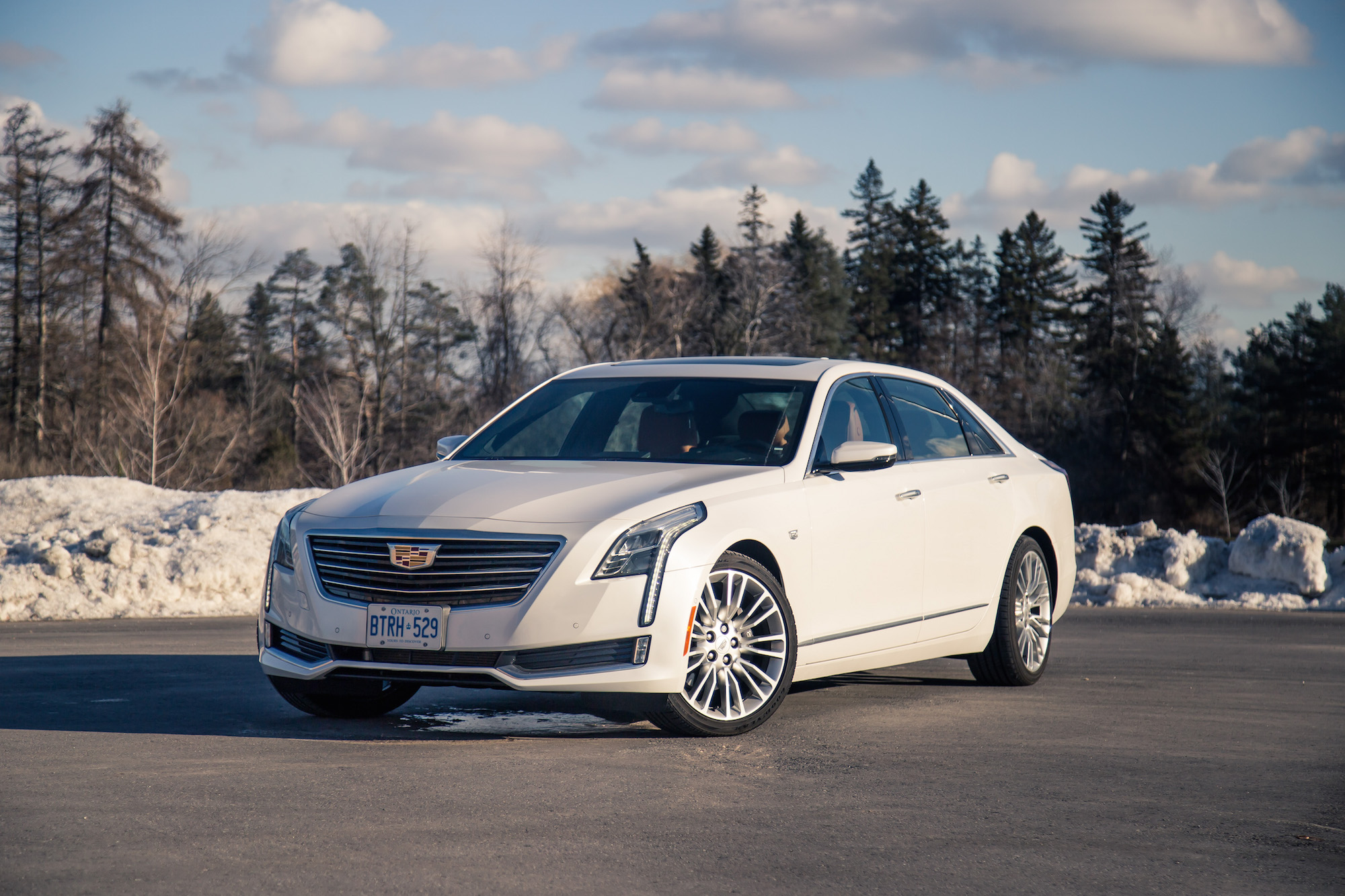 review 2017 cadillac ct6 3 0l twin turbo luxury canadian auto review. Black Bedroom Furniture Sets. Home Design Ideas