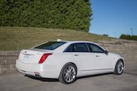 2017 Cadillac CT6 Twin Turbo Platinum