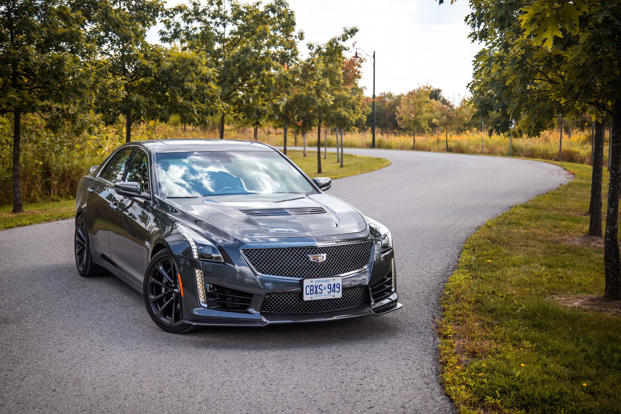 Review: 2017 Cadillac CTS-V