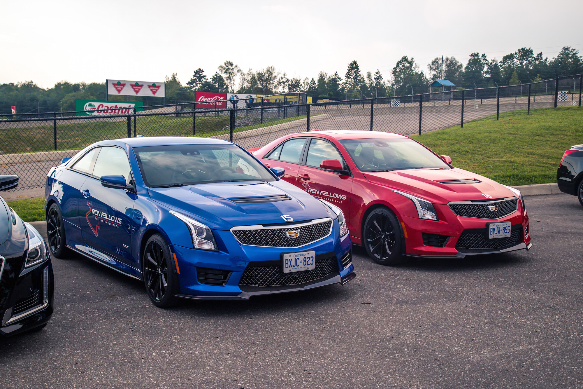 Track Drive: 2017 Cadillac ATS-V and CTS-V | Canadian Auto Review