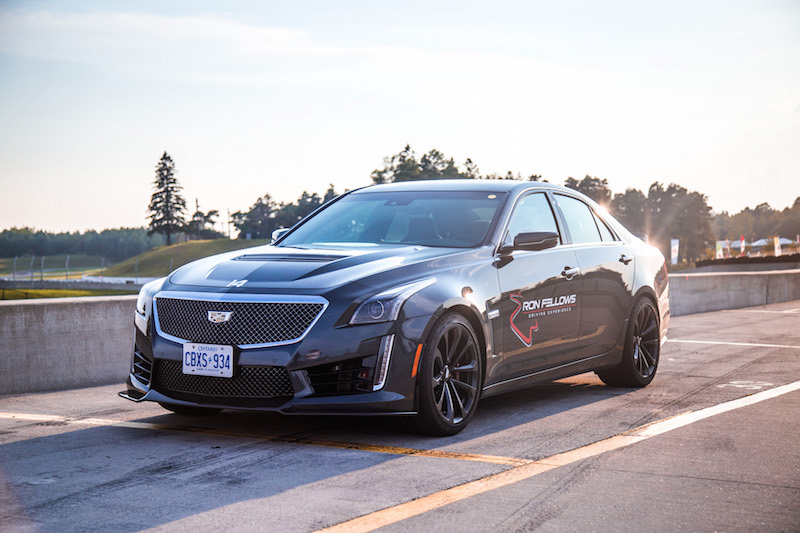 track drive 2017 cadillac ats v and cts v canadian auto review. Black Bedroom Furniture Sets. Home Design Ideas