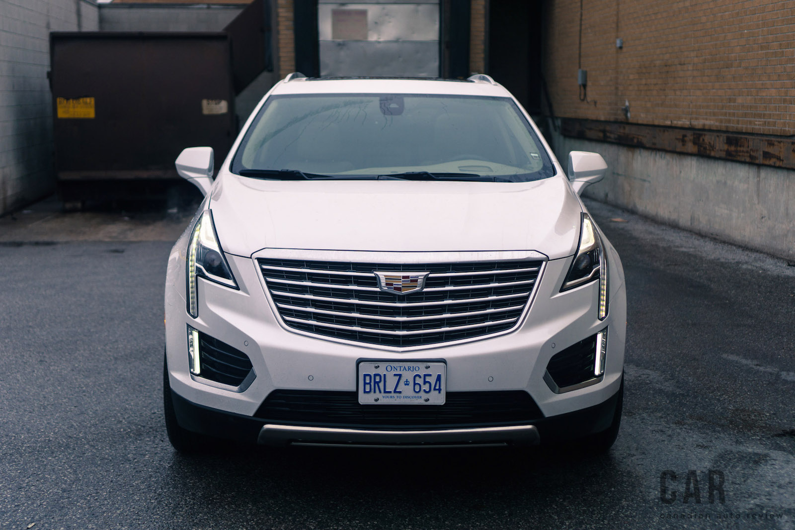 Review 2017 Cadillac Xt5 Platinum Canadian Auto Review