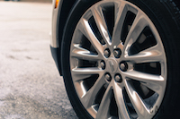 2017 Cadillac XT5 Platinum wheels tires