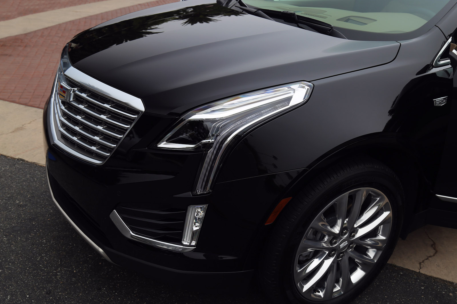 First Drive 2017 Cadillac Xt5 Canadian Auto Review