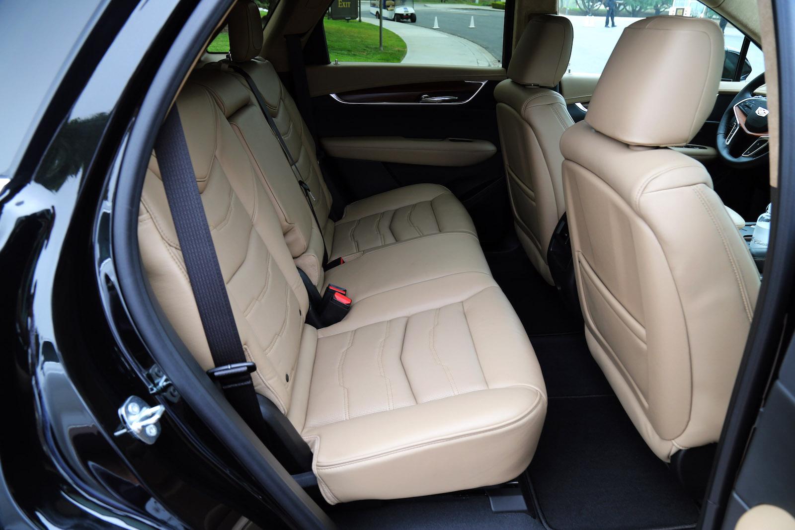 Xt Rear Seats