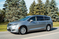 Chrysler Pacifica Touring-L chinese review