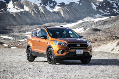 first drive 2017 ford escape canadian auto review. Black Bedroom Furniture Sets. Home Design Ideas