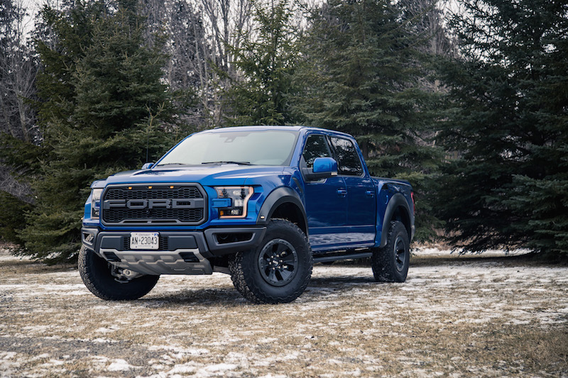 Review 2017 ford f 150 raptor supercrew canadian auto review