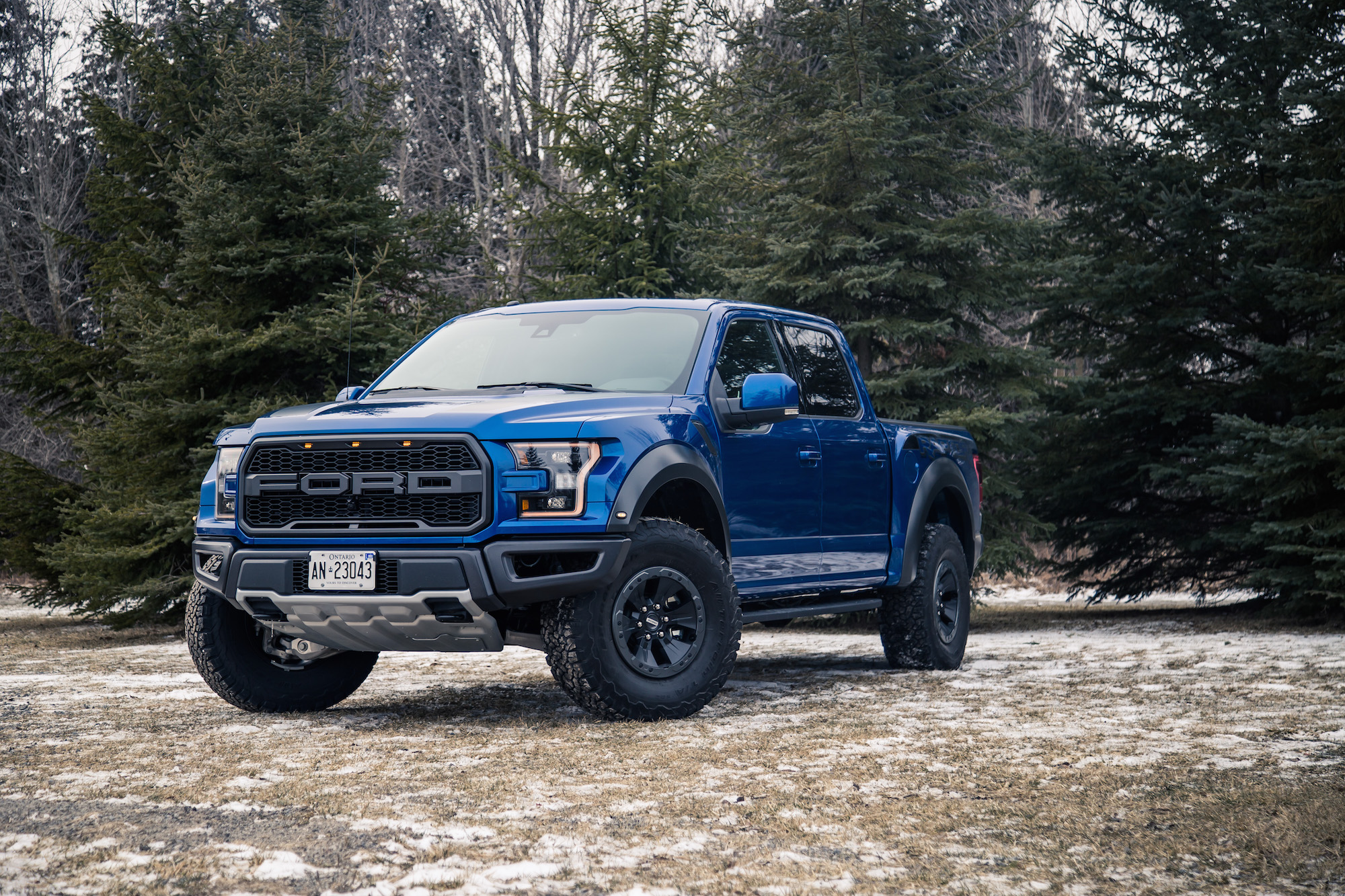 Review: 2017 Ford F-150 Raptor SuperCrew | Canadian Auto ...