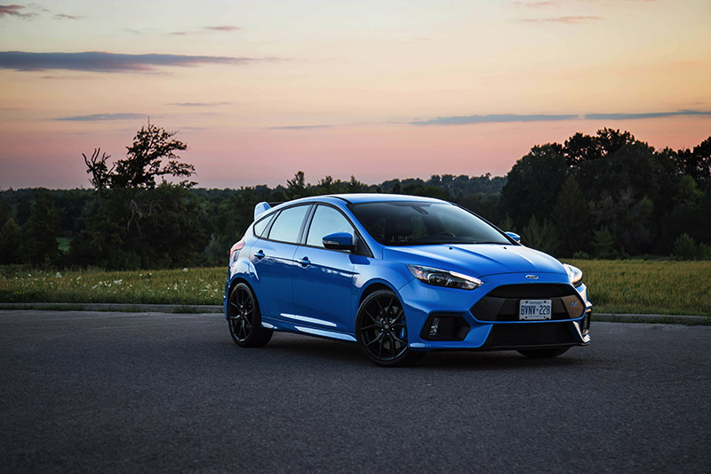 Original Review 2017 Ford Focus RS  Canadian Auto Review