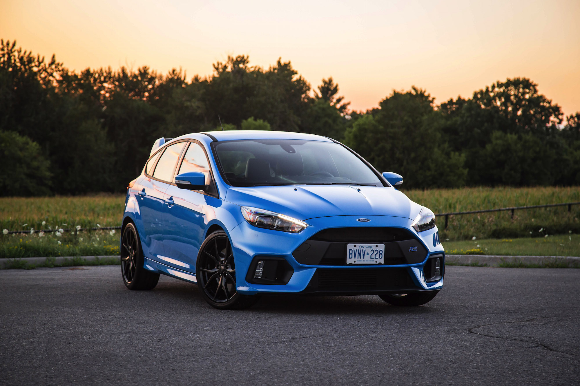 Review Ford Focus RS Canadian Auto Review - 2018 ford focus st invoice price
