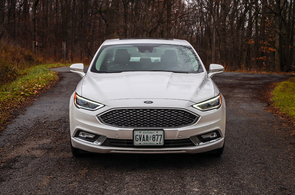 Review: 2017 Ford Fusion Energi Platinum | Canadian Auto Review