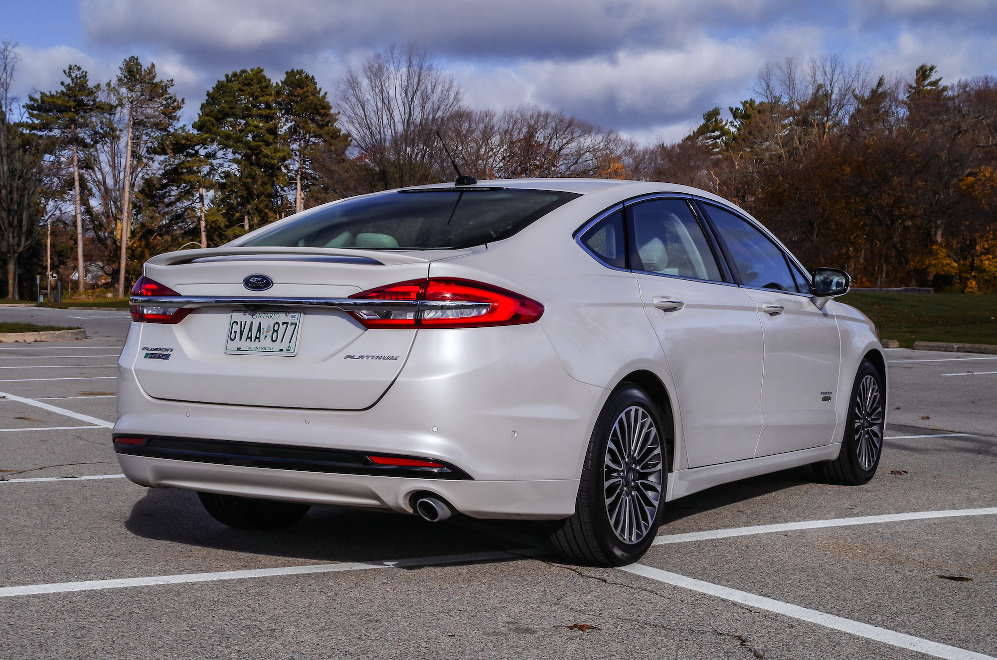 fusion hybrid the we review like style ford platinum