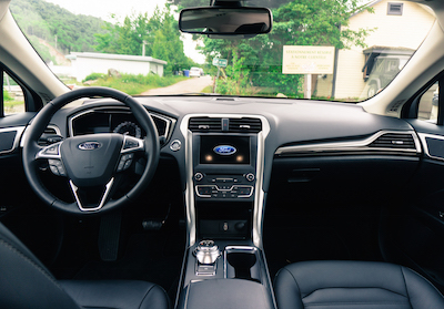 First Drive: 2017 Ford Fusion Canadian Auto Review