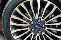 2017 Ford Fusion Energi wheels tires