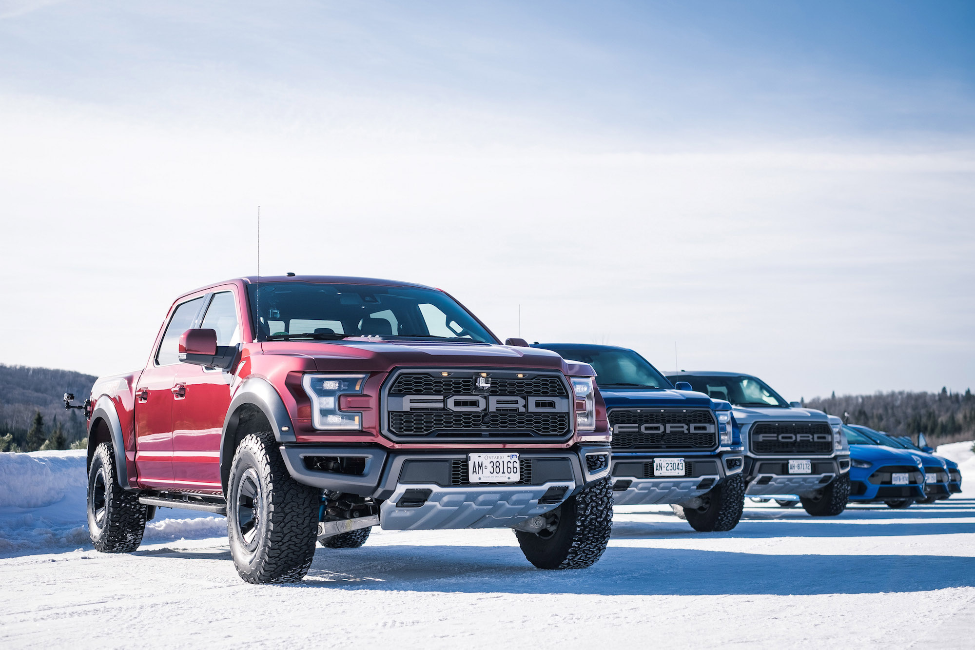 Winter Wonderland With The Ford Performance Canadian Auto Review