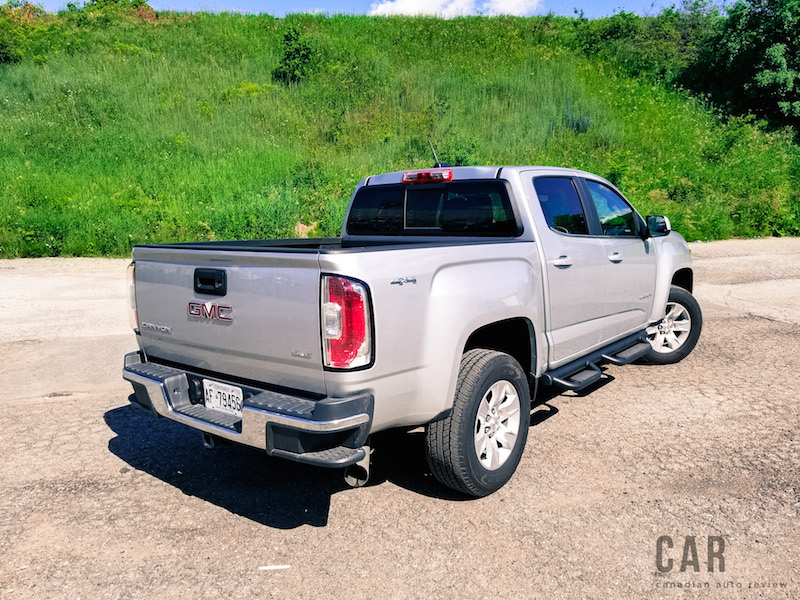 2017 GMC Canyon quicksilver