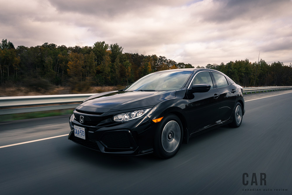 2017 Honda Civic Hatchback canada review