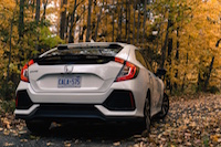 2017 Honda Civic Hatchback canada