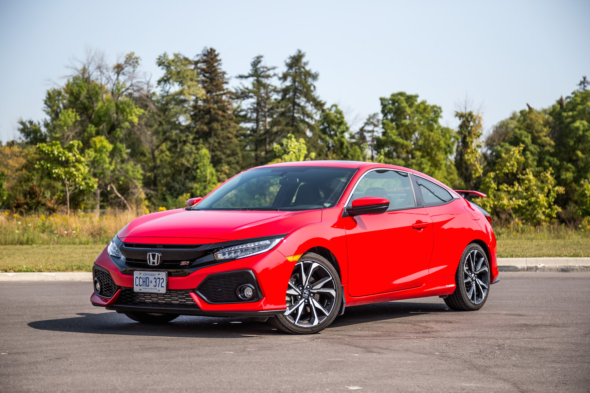 Review 2017 honda civic si coupe canadian auto review for Honda civic si 2017 sedan
