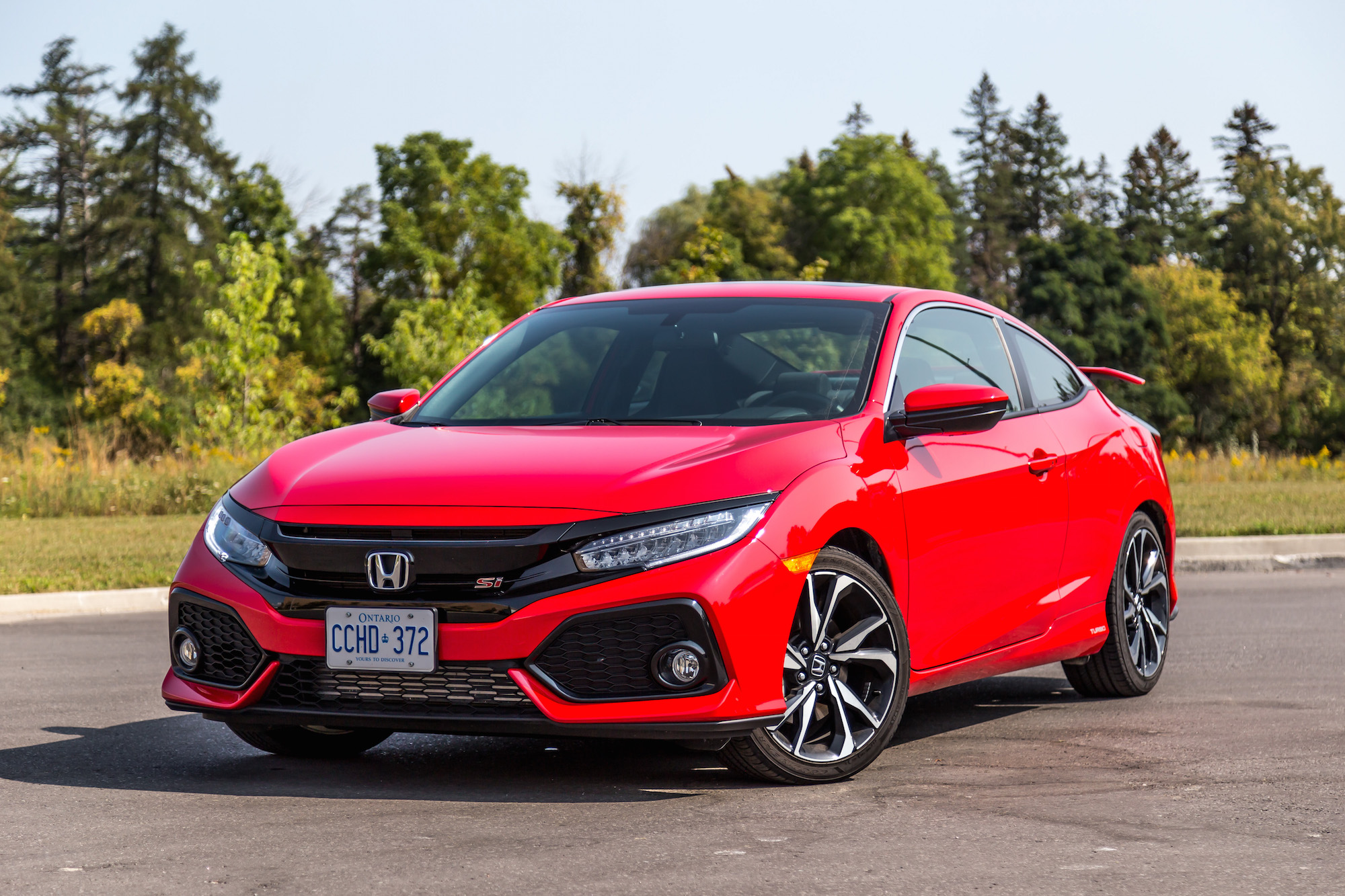 2017 Civic Si Specs >> Review 2017 Honda Civic Si Coupe Canadian Auto Review