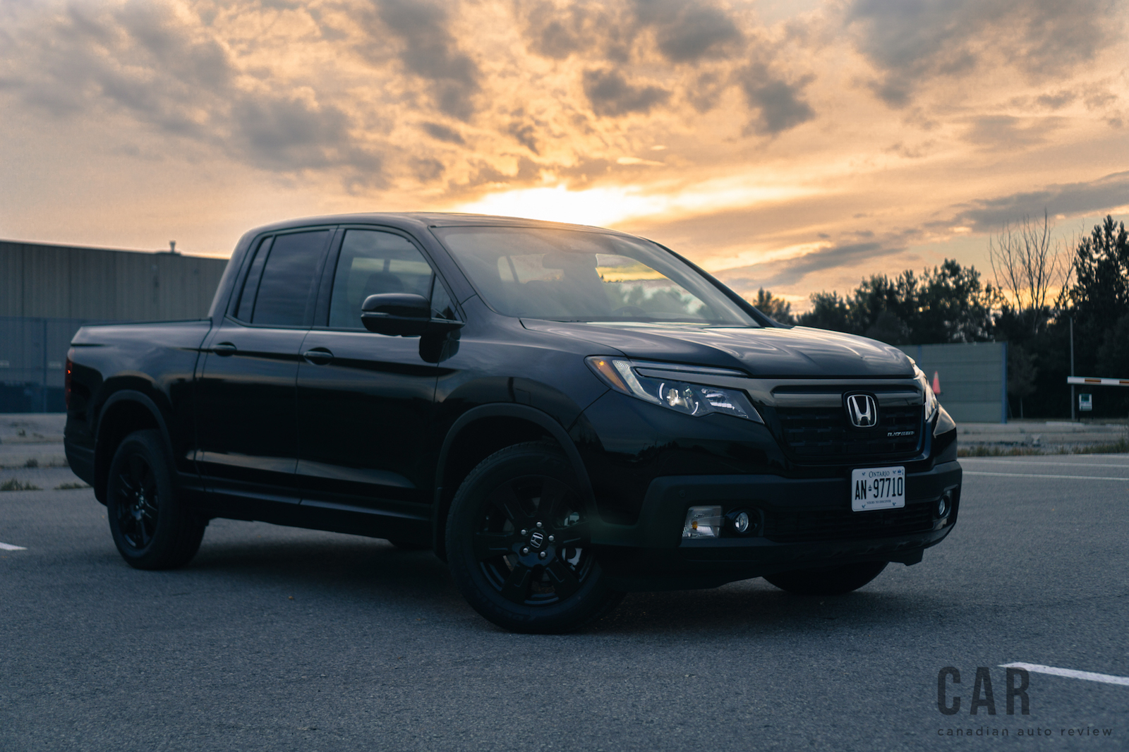 Review: 2017 Honda Ridgeline Black Edition | Canadian Auto Review