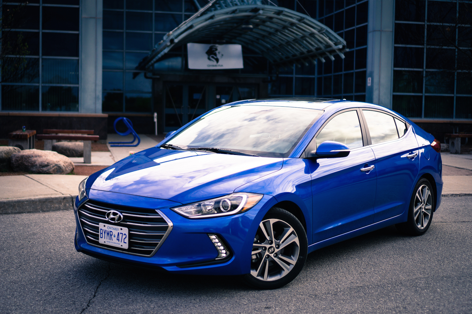 Review 2017 Hyundai Elantra Limited Canadian Auto Review